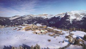 Club Med Samoëns-Morillon_проект_зимняя перспектива