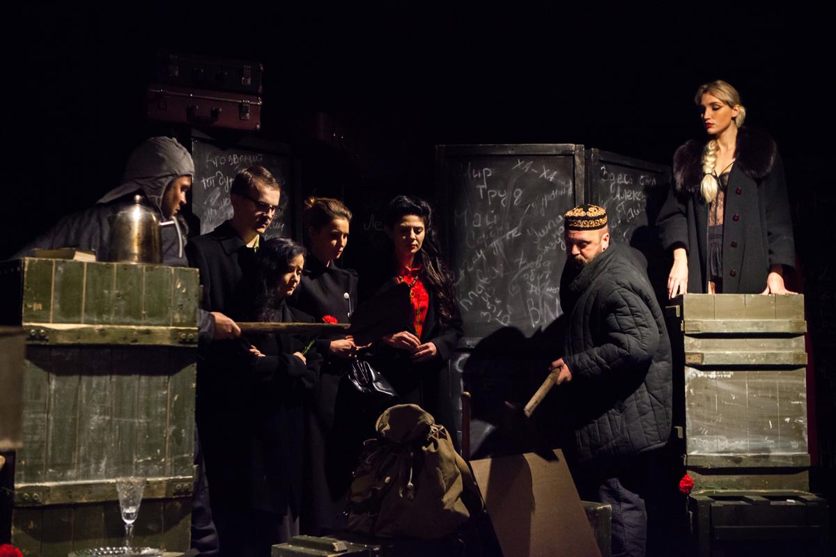 Третий театр, Сделано в СССР, Чужая тень